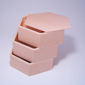 柾目6角3段のせ式c